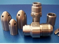precision machined components Hampshire